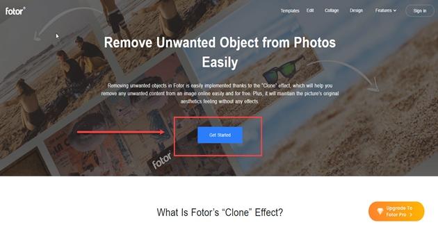 Cách xóa chữ trên ảnh trực tuyến và Photoshop đơn giản - 1