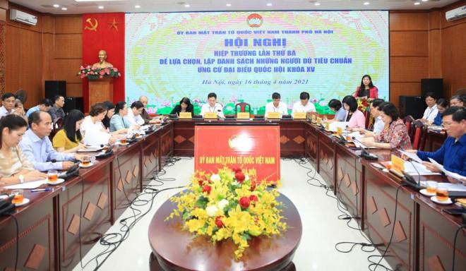 Giám đốc Bệnh viện Bạch Mai Nguyễn Quang Tuấn trong danh sách ứng cử ĐBQH khoá XV - 1