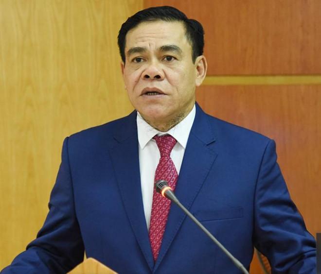 Nguyên Giám đốc Công an tỉnh Nghệ An làm Chủ tịch UBND tỉnh Hà Tĩnh - 1