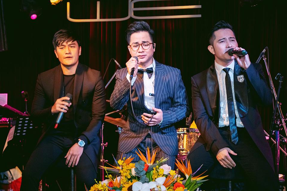 Nhóm nhạc đình đám D&D tái hợp sau 17 năm, hát tưởng nhớ cố ca sĩ Vân Quang Long - 1