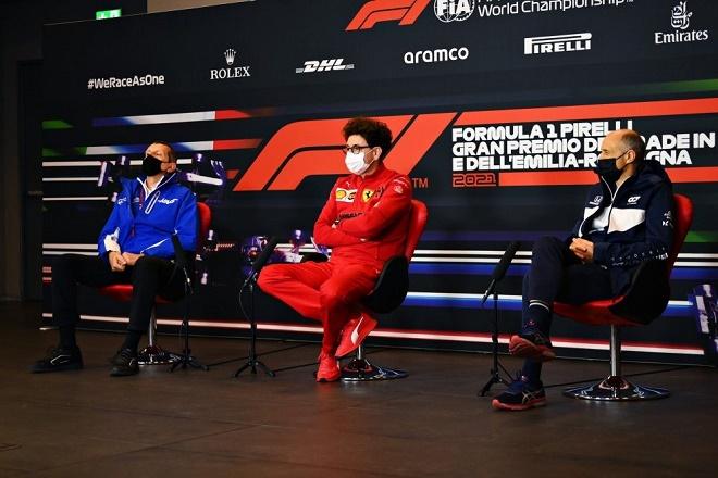 Đua xe F1, chặng Emilia Romagna GP: Gay cấn từ đầu mùa giải - 1