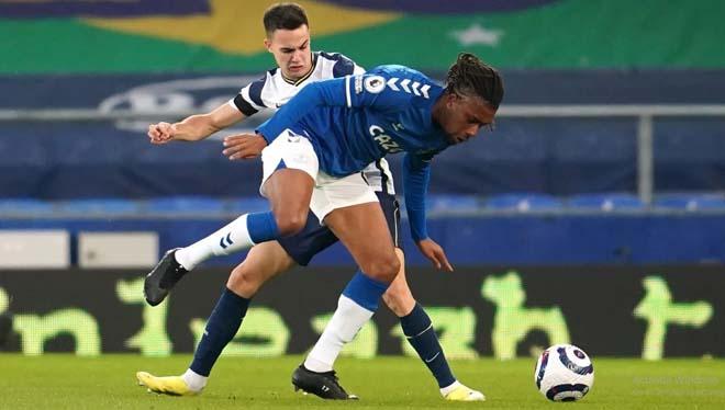 """Video Everton - Tottenham: Rượt đuổi ngoạn mục, Kane gặp """"đối cứng"""" - 1"""