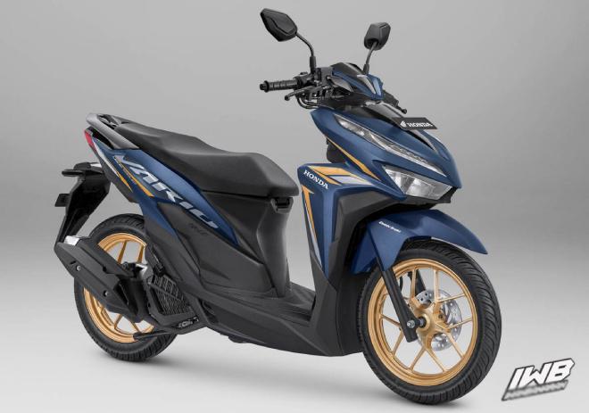 Xe ga 2021 Honda Vario 125 khoác áo mới, thể thao hơn - 1