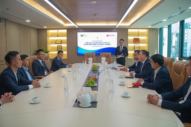 Tập đoàn Danh Khôi ký kết hợp tác phân phối & tiếp thị độc quyền Dự án Aria Vũng Tàu cùng Công ty Cổ phần TPILand - 1