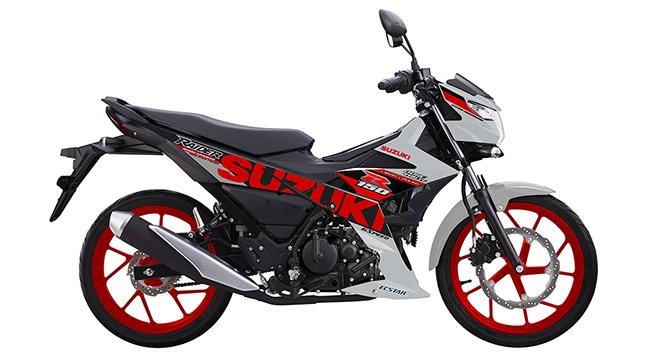 Suzuki Raider R150 2021 trình làng: Giá không đổi - 1