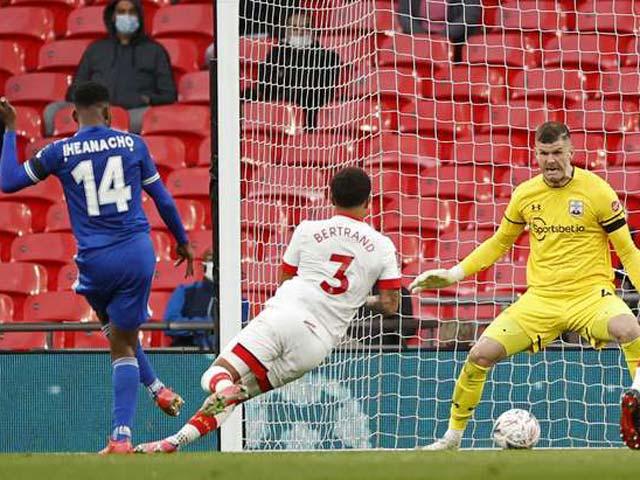 Video Leicester - Southampton: Tăng tốc sắc bén, Vardy tạo khác biệt (Bán kết FA Cup)