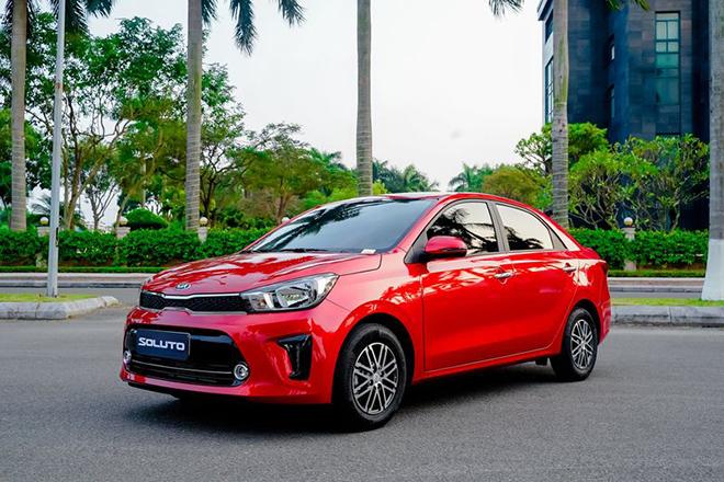 Bảng giá xe Kia Soluto tháng 4/2021, rẻ nhất 369 triệu đồng - 9