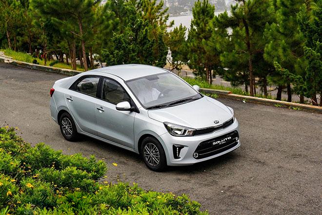 Bảng giá xe Kia Soluto tháng 4/2021, rẻ nhất 369 triệu đồng - 10