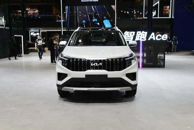 Kia Sportage Ace 2021 chính thức ra mắt, cạnh tranh Honda CR-V - 4