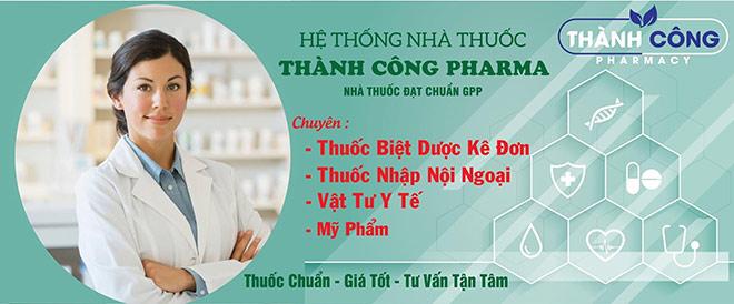 Lời khuyên bảo vệ sức khỏe đến từ hệ thống nhà thuốc Thành Công Pharma - 1