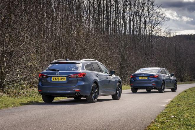 Mazda6 2021 có thêm bản đặc biệt, sản xuất giới hạn 100 xe - 16