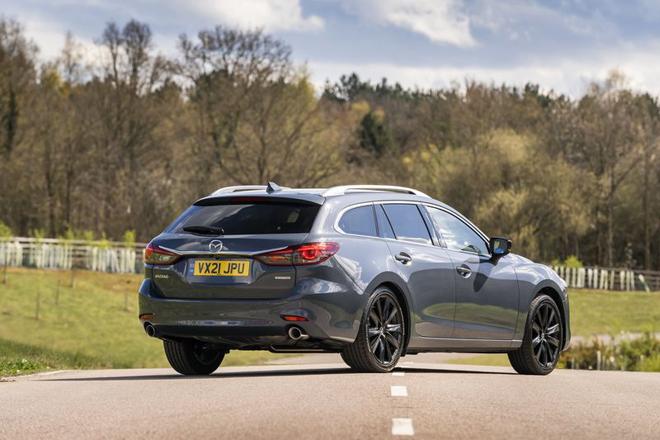 Mazda6 2021 có thêm bản đặc biệt, sản xuất giới hạn 100 xe - 14
