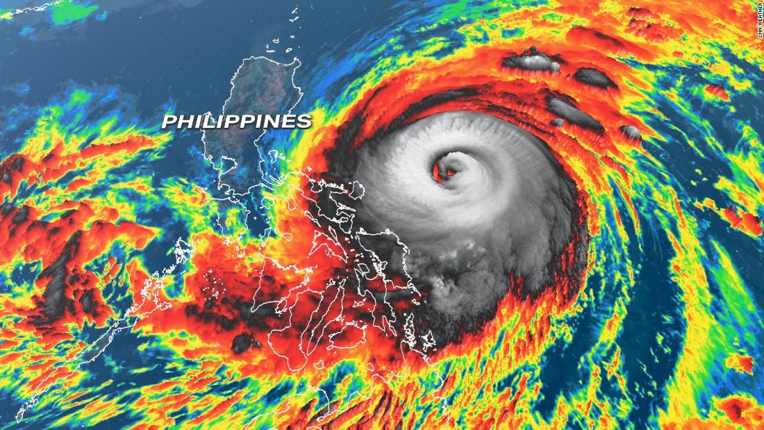Những con số đáng sợ về siêu bão mạnh nhất lịch sử trong tháng 4 - 1