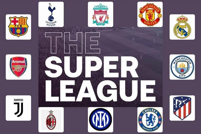 PSG không hùa theo MU & Real dự Super League: Có được trao luôn cúp C1? - 1