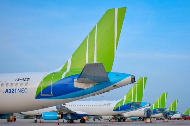Số chuyến bay của các hãng hàng không Việt Nam giảm mạnh - 1