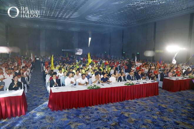 """Sự kiện """"truyền lửa"""" The Holiday Ha Long làm nóng thị trường bất động sản Quảng Ninh - 1"""