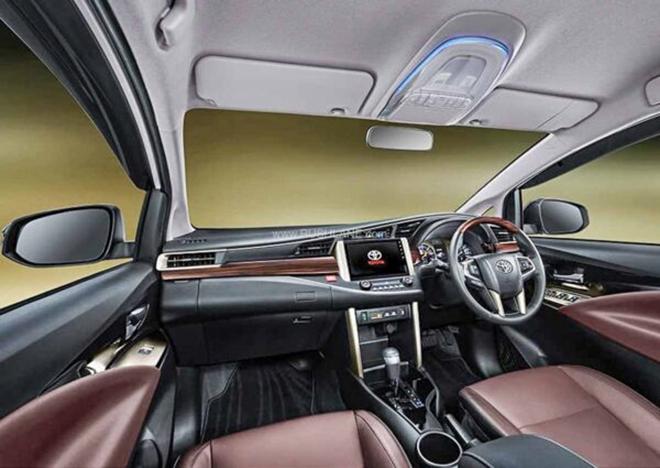 Toyota ra mắt phiên bản đặc biệt dòng xe Innova và chỉ sản xuất 50 chiếc - 6