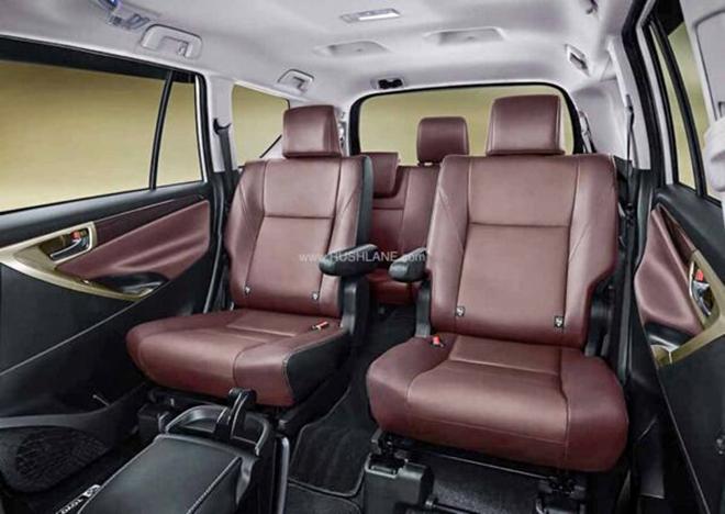 Toyota ra mắt phiên bản đặc biệt dòng xe Innova và chỉ sản xuất 50 chiếc - 7