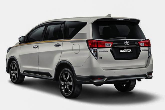 Toyota ra mắt phiên bản đặc biệt dòng xe Innova và chỉ sản xuất 50 chiếc - 3