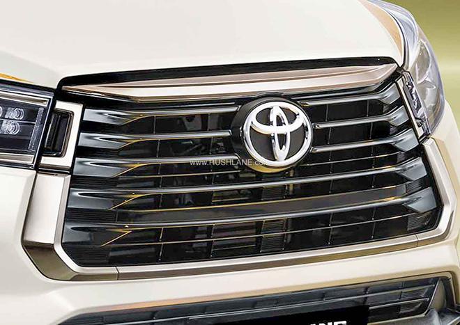 Toyota ra mắt phiên bản đặc biệt dòng xe Innova và chỉ sản xuất 50 chiếc - 5