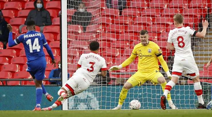 Video Leicester - Southampton: Tăng tốc sắc bén, Vardy tạo khác biệt (Bán kết FA Cup) - 1