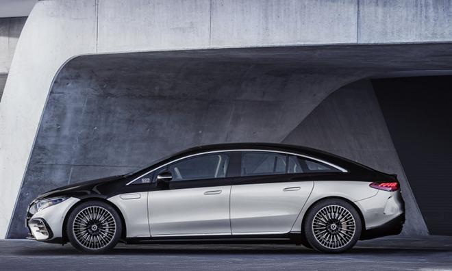 Xế điện Mercedes-Benz EQS ra mắt toàn cầu - 3