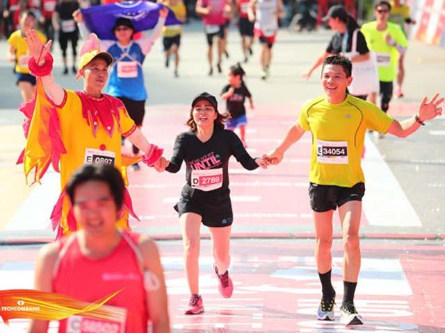 Đã thi chạy marathon thì đừng mơ ăn gian! - 1