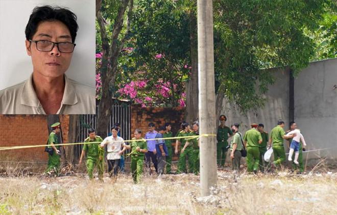 Phá án vụ bé gái 5 tuổi bị sát hại trong 24 giờ - 1