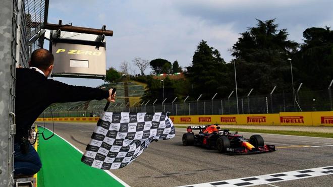Đua xe F1, chặng Emilia Romagna GP: Cơn mưa đem đến sự hỗn loạn - 1