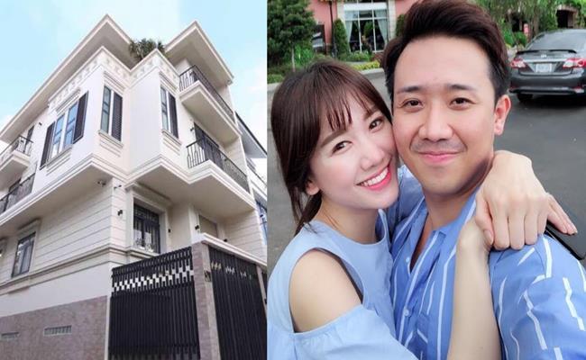 """Không chỉ là một trong những cặp vợ chồng được yêu thích nhất showbiz Việt, cặp đôi Trấn Thành và Hari Won còn nổi tiếng với khả năng kiếm tiền siêu """"đỉnh""""."""