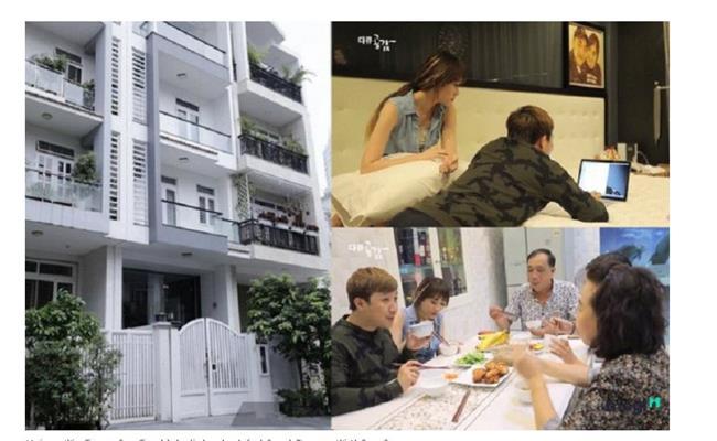 Trấn Thành và bà xã hiện đang sống trong căn hộ 20 tỉ đồng ở Quận 1, TP.HCM. Đây là 1 căn chung cư cao cấp, bao gồm 1 phòng khách và 1 phòng ngủ lớn. Không gian trong nhà được thiết kế với toàn nội thất cao cấp.
