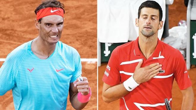 """Bị Nadal """"điểm huyệt"""" về cuộc đua Grand Slam, Djokovic lập tức phản bác - 1"""