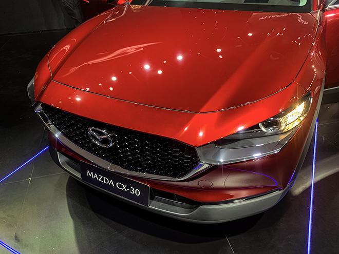 Mazda CX-3 và CX-30 ra mắt thị trường Việt, giá từ 629 và 839 triệu đồng - 11