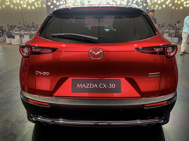 Mazda CX-3 và CX-30 ra mắt thị trường Việt, giá từ 629 và 839 triệu đồng - 14