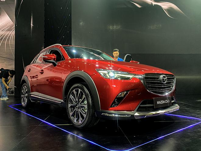 Mazda CX-3 và CX-30 ra mắt thị trường Việt, giá từ 629 và 839 triệu đồng - 3