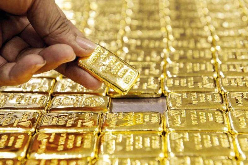 Giá vàng hôm nay 20/4: Dân buôn chớp thời cơ chốt lời, giá vàng lại giảm - 1
