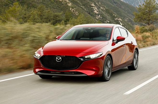 Bảng giá xe Mazda3 lăn bánh tháng 4/2021 - 1