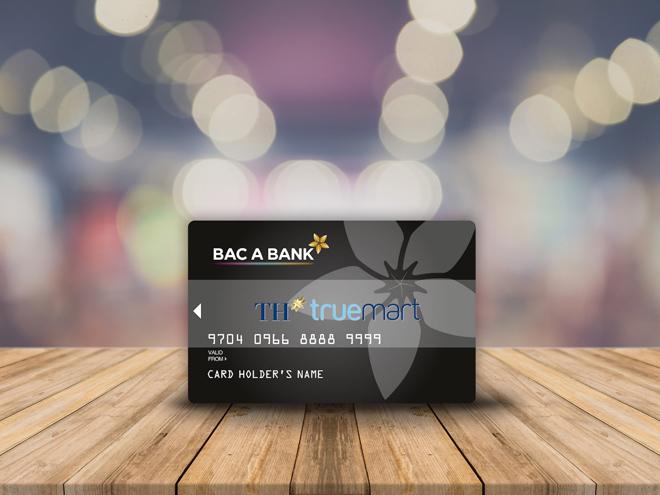 Hưởng trọn tiện ích tối ưu từ thẻ đồng thương hiệu Bac A Bank - TH truemart - 1