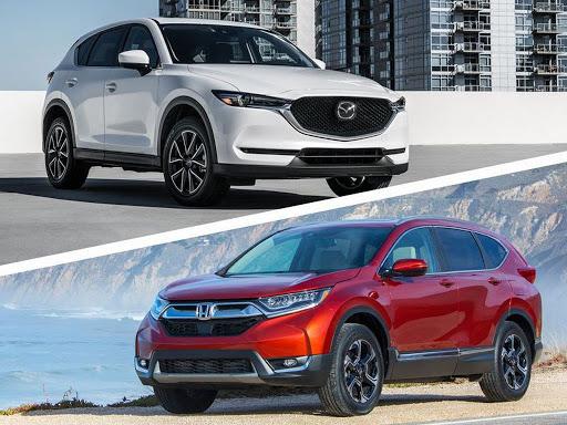 Mazda CX-5 vs Honda CR-V: Tầm giá 1 tỷ đồng bạn thích trẻ trung hay điềm đạm? - 1