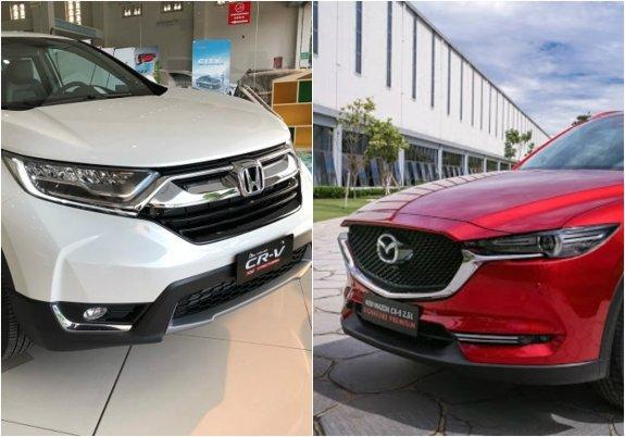 Mazda CX-5 vs Honda CR-V: Tầm giá 1 tỷ đồng bạn thích trẻ trung hay điềm đạm? - 7