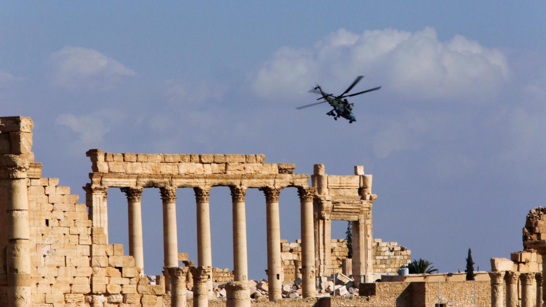 Nga giáng đòn không kích dữ dội ở Syria, 200 phiến quân thiệt mạng trong phút chốc - 1