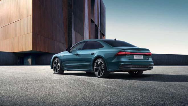 Ra mắt Audi A7 L, mẫu sedan thuần túy với chiều dài tổng thể hơn 5 mét - 7
