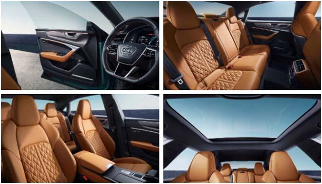 Ra mắt Audi A7 L, mẫu sedan thuần túy với chiều dài tổng thể hơn 5 mét - 6