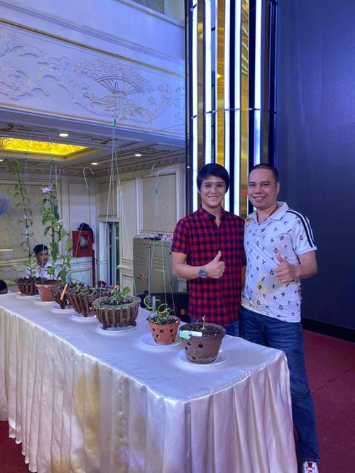 Thăm vườn lan độc đáo tại Bảo Lâm của nghệ nhân Hoàng Văn Cánh - 1