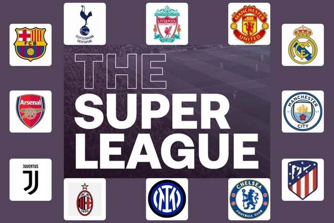 Tin mới nhất UEFA xem xét đuổi MU, Man City, Chelsea, Real khỏi Cúp C1: Phán quyết chính thức - 1