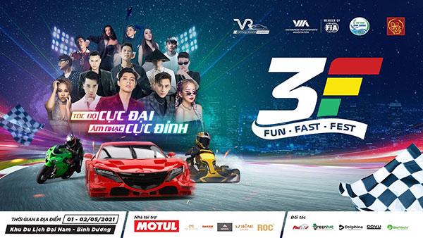 Vietnam Racing Academy tổ chức Đại lễ hội 3F tốc độ và đam mê - 1