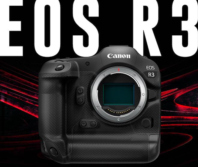 Loạt công nghệ đáng mong chờ trên máy ảnh Canon EOS R3 - 1