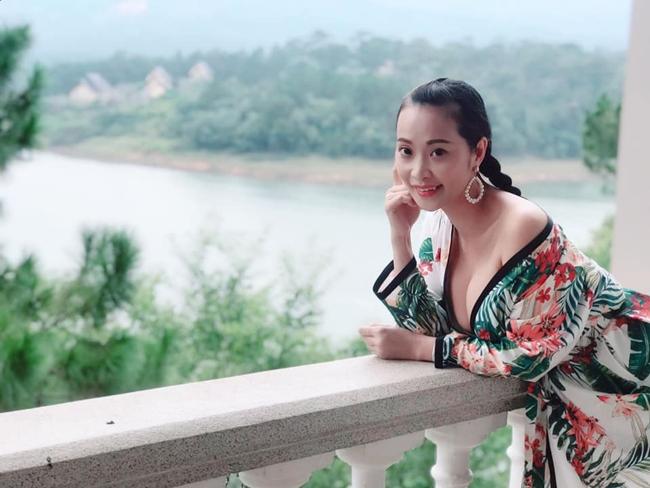 Ở tuổi 38, Lê Kiều Như được nhận xét ngày càng đẹp, mặn mà và quyến rũ hơn.