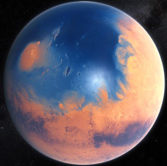 """Phát hiện kinh ngạc về """"Trái Đất bị thất lạc"""" của hệ Mặt Trời - 1"""