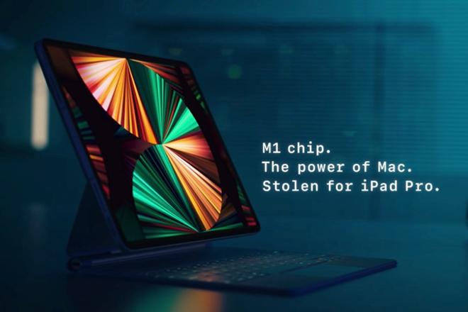 Vì sao iPhone vẫn chưa có chip M1? - 1
